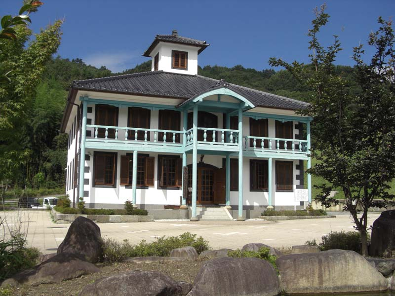 牧丘郷土文化館
