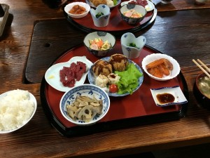 金峰山荘 食事